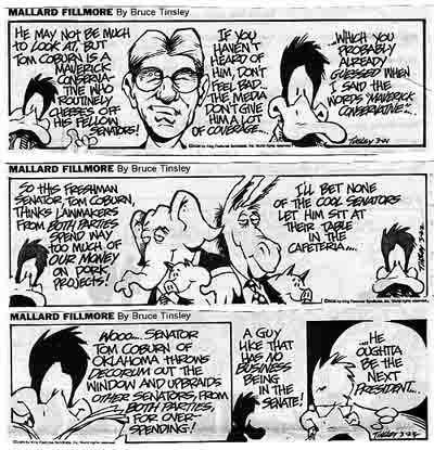 Mallard Fillmore Loves Assholes