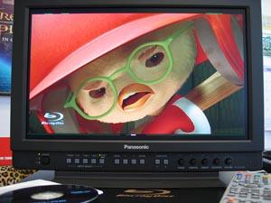 Blu-ray Player Chicken Little CU