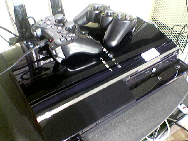 PS3 Launch Test Console