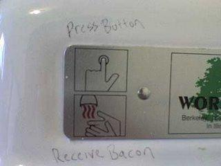 Button for Bacon