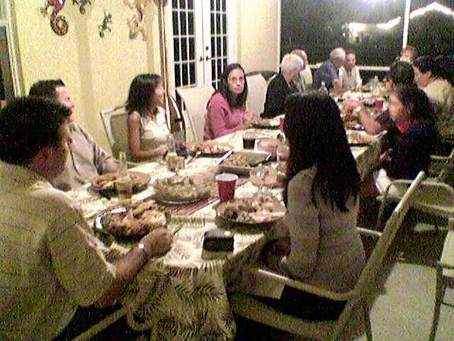 A Florida Thanksgiving